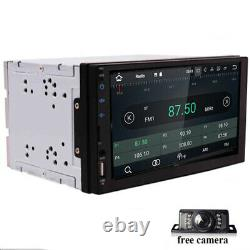 Double 2din 7 Android 10 Head Unit Voiture Gps Stereo Radio Navi Wifi 4g Bluetooth