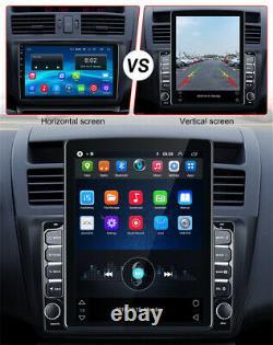 Double 2din 9.7dans Android 9.1 Quad-core Voiture Gps Fm Stéréo Radio Wifi Mp5 Player
