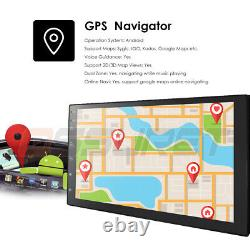 Double 2din Android 10 7 1080p Voiture Player Stereo Radio Gps Gps Quad-core 2+32g