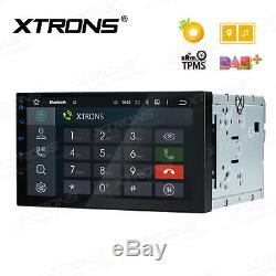 Double 2din Android 8.0 7 Radio Stéréo Gps Octa-core 4g Ram + 32g Rom No-dvd
