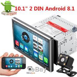 Double Din 10.1 Android 8.1 Stéréo De Voiture Sans DVD Gps Navi Radio Wifi Obd2 Wifi Cam