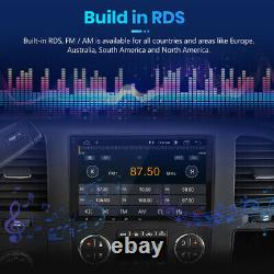 Double Din 8 Android 10 2+32 Go Voiture Stereo Gps Navi Radio Wifi Pour Chevrolet Gmc