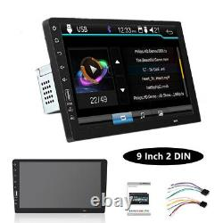 Double Din 9touch Screen Car Stereo Upgrade Version Genuine Mp5 Player Fm Radio