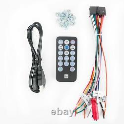 Dual Electronics Remis À Neuf Xdcpa9bt 7 Double Din In-dash Car Stereo Avec