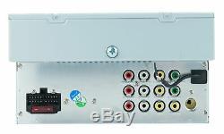Dual Electronics Xdvd276bt 6.2 Écran Tactile Voiture 2-din Stéréo DVD Récepteur