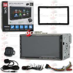 Dual Xdcpa9bt 2-din 7 Digital Media Usb Bluetooth Car Stereo Avec Carplay