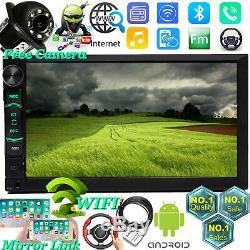 Fit 2013 Et Jusqu'à Ram 1500 25 35 Jeep Android Wifi Gps Bluetooth Stéréo Radio 2din Voiture