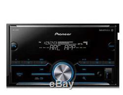 Fits Chevy-gmc Truck-van-suv Kit Radio Stéréo Bluetooth Double Usb Avec Tableau De Bord