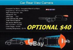 Fits / Nav Toyota Scion Gps DVD CD Bt Système Usb Aux Bt Radio Stéréo Rca