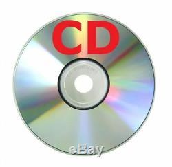 Ford Mercury Bluetooth CD Usb Aux Installation Stéréo Radio Double Din Kit Dash