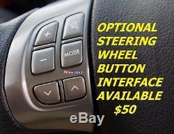 Ford Mercury Gps Système De Navigation Bluetooth DVD CD Usb Aux Bt Voiture Radio Stéréo