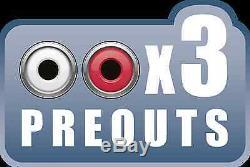 Ford Mercury Touchscreen Kit Bluetooth CD Stéréo Avec Lecteur De CD Et Radio Usb Double