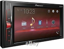 Ford Mercury Touchscreen Pioneer Kit De Radio Double Stéréo Bluetooth Avec Radio Usb