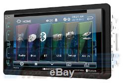 Gm Car-truck-van-suv CD / DVD Radio Bluetooth Stéréo Double Din