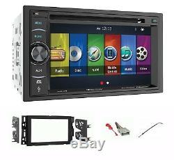 Gm Car-truck-van-suv Navigation Gps CD / DVD Radio Bluetooth Double Din