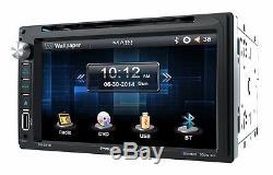Gmc Sierra Truck & Savana Van CD DVD Usb Touchscreen Bluetooth Autoradio Stéréo