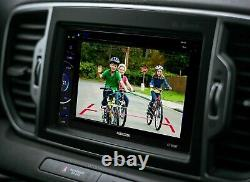 Gravity Double 2din Touch Bluetooth Lecteur Dvd/cd Voiture Stereo Fm Radio