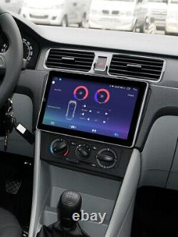Joying 10.1 Double Din Automatic Rotatable Screen Android 10 Car Stereo Radio
