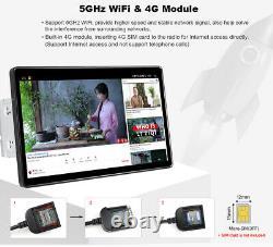 Joying 11.6 Inch Double Din Android 10.0 Radio De Voiture Avec 19201080p Écran Tactile
