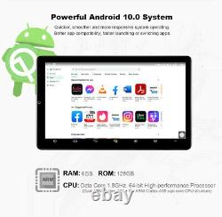 Joying 13.3 Inch Double 2 Din Automatique Rotatable Android 10 Car Stereo 6+128go