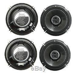Jvc Kw-v25bt Double Din Stéréo Voiture Avec Pioneer Ts-g1645r 250w 6-1 / 2 Haut-parleurs