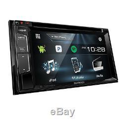 Kenwood Ddx24bt 6.2 Écran Tactile DVD De Voiture Bluetooth Stéréo + Caméra Arrière