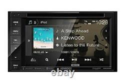 Kenwood Ddx26bt 6.2 Récepteur De DVD Bluetooth Double Écran Tactile De Voiture Stéréo