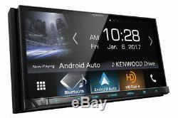 Kenwood Double 2-din 6,95 Touchscreen Car Audio Stéréo Lecteur CD / DVD Récepteur