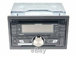 Kenwood Double Din CD Bluetooth Stéréo Siriusxm Voiture Remplacée Dpx502bt