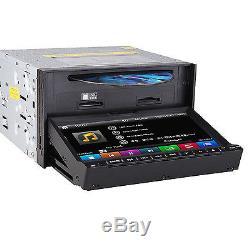 Lecteur DVD De Radio Stéréo De Voiture De Double 2 Din De Hd 7 Dans La Navigation Bluetooth De Tiret