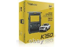 Maestro Idatalink K150 Double Din Car Stéréo Dash Kit Pour 2013 Ford F-150 2014