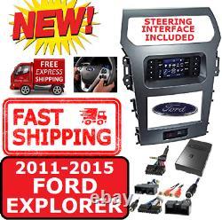 Metra 99-5847ch Ford Explorer 2011-15 Double Din Car Radio Dash Kit Avec A/c