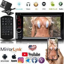 Miroir Link Pour CD Stéréo Gps DVD De Voiture A5 Système Hd Radio Player Avec Caméra De Recul