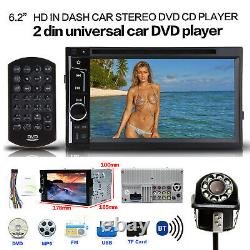 Mirror Link Pour Voiture Gps Stereo DVD CD Système A5 Lecteur Radio Hd Avec Caméra De Sauvegarde