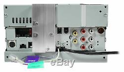 Nouveau Kenwood Ddx26bt 6.2 Double Din Touchscreen Stéréo De Voiture DVD Bluetooth Bluetooth Stéréo