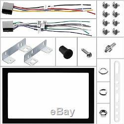 Patron Bvb9351rc Double Din Voiture DVD / CD / Usb / Bluetooth Récepteur 6.2 Caméra Withbackup