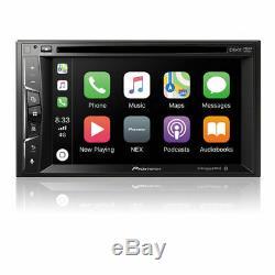 Pioneer Avh-1500nex 6.2 Écran Tactile Voiture Audio Stéréo DVD / CD Lecteur Mp3 Récepteur