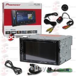 Pioneer Avh-210ex 6.2 Caméra Arrière Arrière Bluetooth Usb Bluetooth Voiture À Écran Tactile