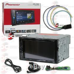Pioneer Avh-210ex 6.2 Écran Tactile DVD CD Voiture Bluetooth Stéréo Free Video Bypass