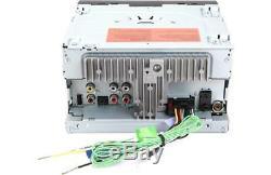 Pioneer Avh-210ex 6.2 Récepteur DVD Stéréo Tableau De Bord Voiture Double Din Avec Bluetooth