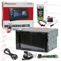 Pioneer Avh-210ex Voiture 2din 6.2 DVD Bluetooth Stéréo Gratuit Volant Harnais