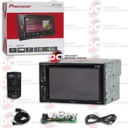Pioneer Avh-211ex Voiture Double Din 6.2 Écran Tactile Usb DVD CD CD Bluetooth Stéréo