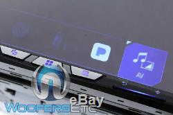 Pioneer Avh-w4400nex 7 CD DVD Bluetooth Hd Radio Car Play Egaliseur 13 Band Nouveau