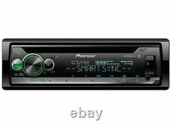 Pioneer Deh-s5100bt 1-din Car Stereo Mp3 CD Receiver Player Avec Bluetooth Usb Aux