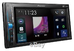 Pioneer Dmh-a3300dab Double 2 Din Voiture Bluetooth Stéréo Spotify Usb Dab + Weblink