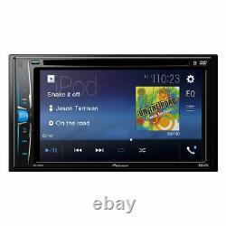 Pioneer Double Din Bluetooth In-dash DVD / CD Digital Media Car Stereo Récepteur