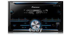 Pioneer Double Din Bluetooth Voiture Récepteur Stéréo Toyota Tacoma Dash Kit