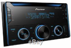 Pioneer Fh-s520bt Double Din CD / Usb Stéréo Voiture In-dash Récepteur