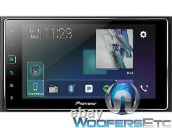 Pioneer Mvh-1400nex 6.2 Récepteur Multimédia Numérique Bluetooth Iphone Car Play