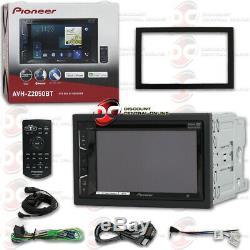 Pioneer Voiture 2din 6.2 Écran Tactile DVD Bluetooth Stéréo D'apple Carplay Et Appradio